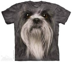3D Футболка The Mountain - Shih Tzu